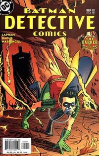 Detective Comics Vol 1 802