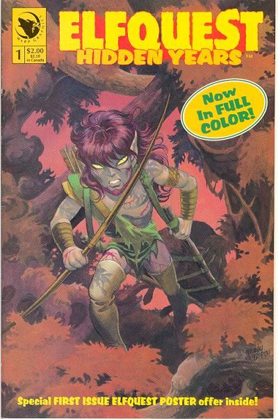 Elfquest: Hidden Years Vol 1
