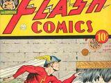 Flash Comics Vol 1 10