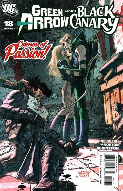 Green Arrow and Black Canary Vol 1 18