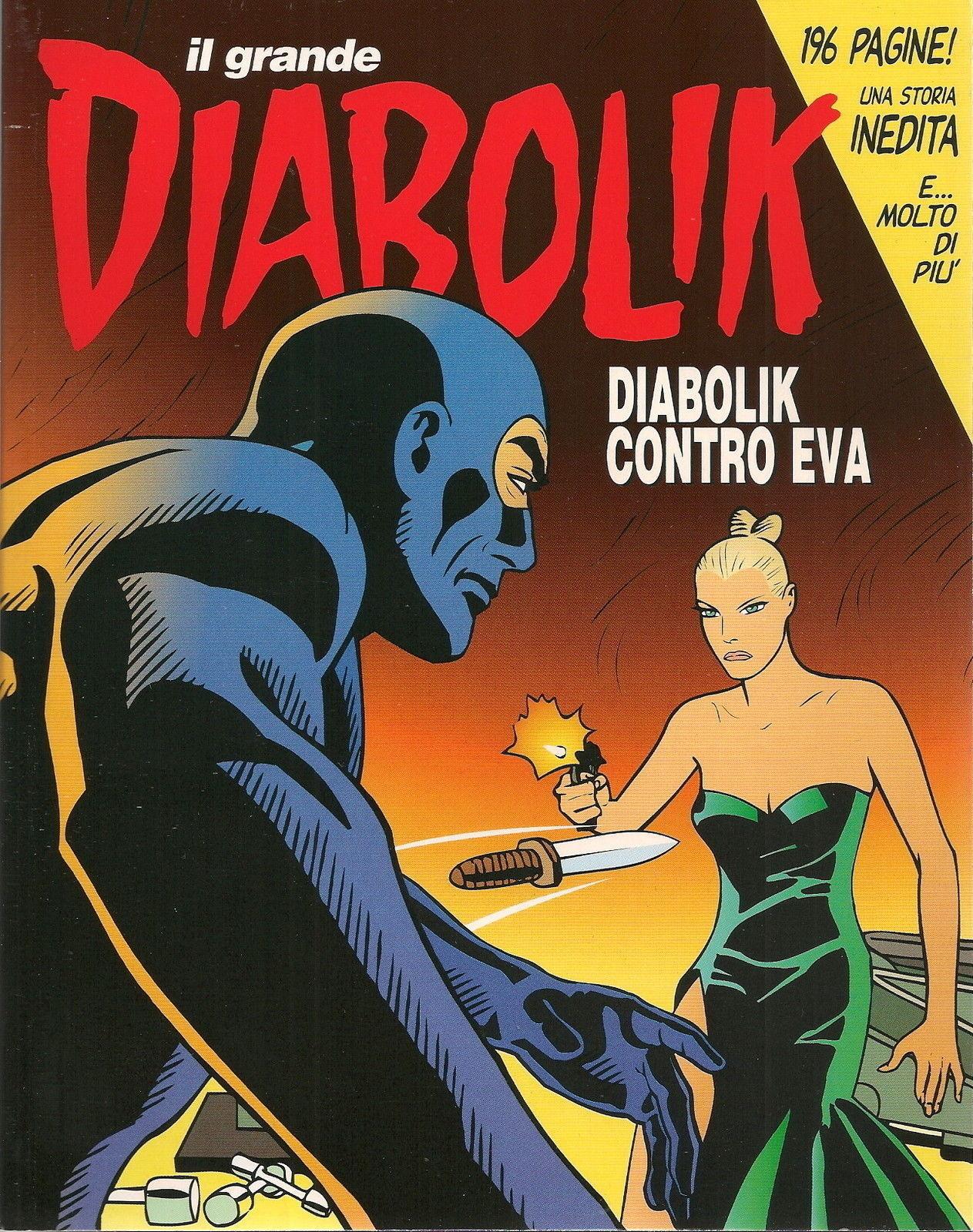 Il Grande Diabolik Vol 1 2/2007