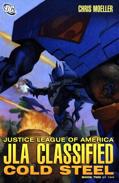 JLA Classified: Cold Steel Vol 1 2