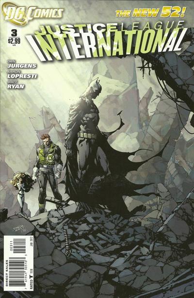 Justice League International Vol 3 3