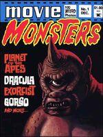 Movie Monsters Vol 1 1