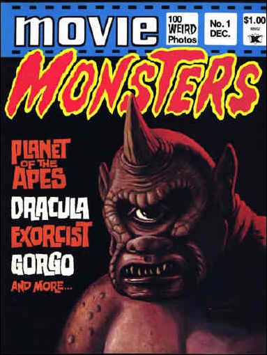 Movie Monsters/Covers
