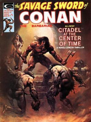 Savage Sword of Conan Vol 1 7