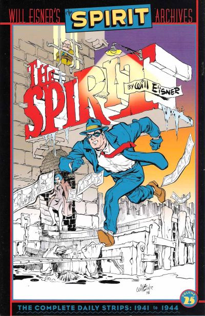 Spirit Archives Vol 1 25