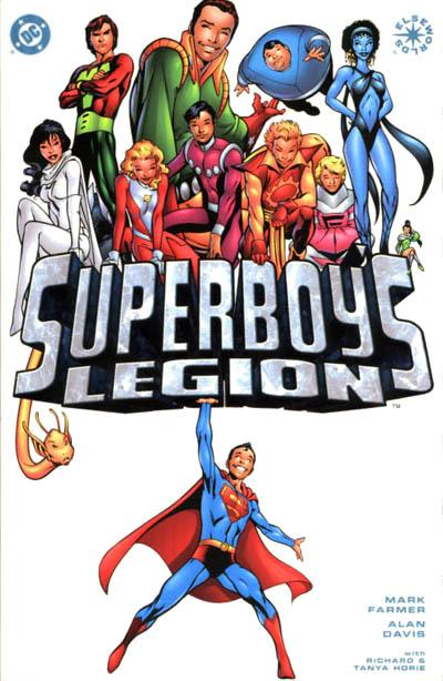 Superboy's Legion Vol 1 1