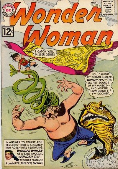 Wonder Woman Vol 1 130
