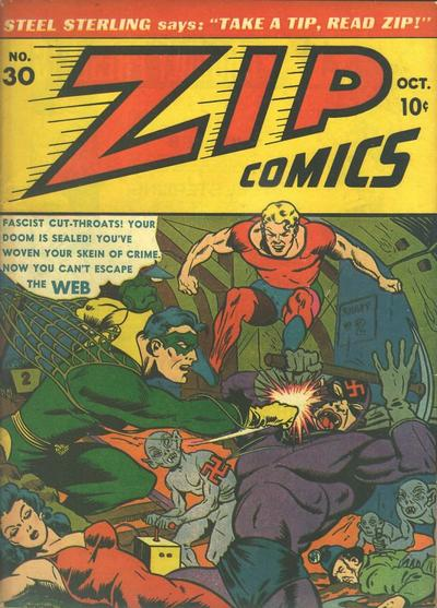 Zip Comics Vol 1 30