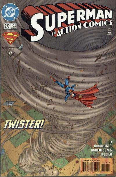 Action Comics Vol 1 722