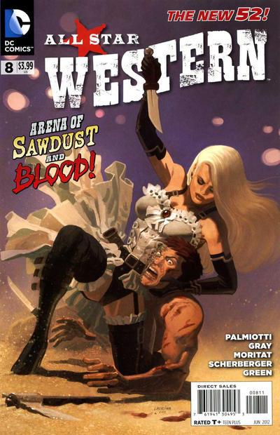 All-Star Western Vol 3 8