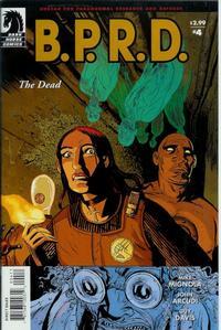 B.P.R.D.: The Dead Vol 1 4