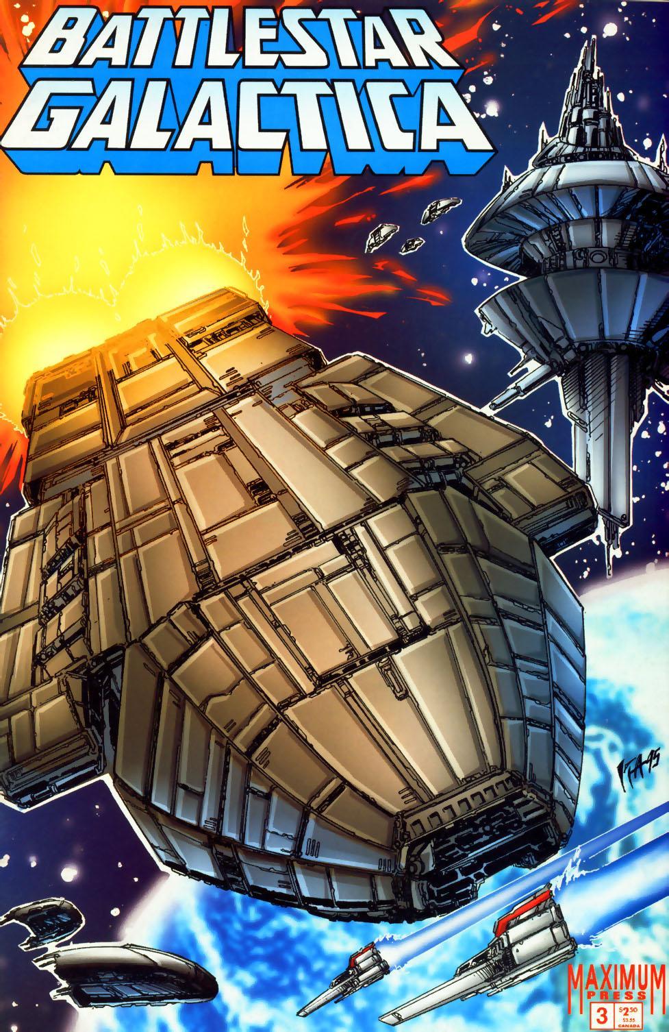 Battlestar Galactica Vol 2 3
