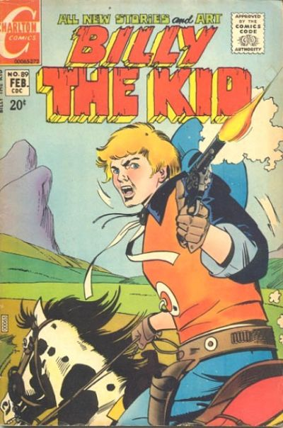 Billy the Kid Vol 1 89