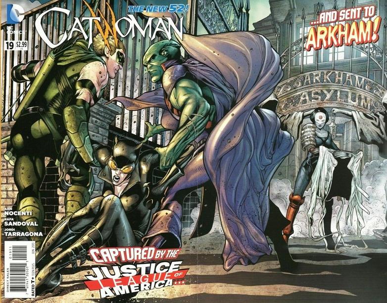 Catwoman Vol 4 19