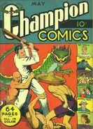 Champion Comics Vol 1 7