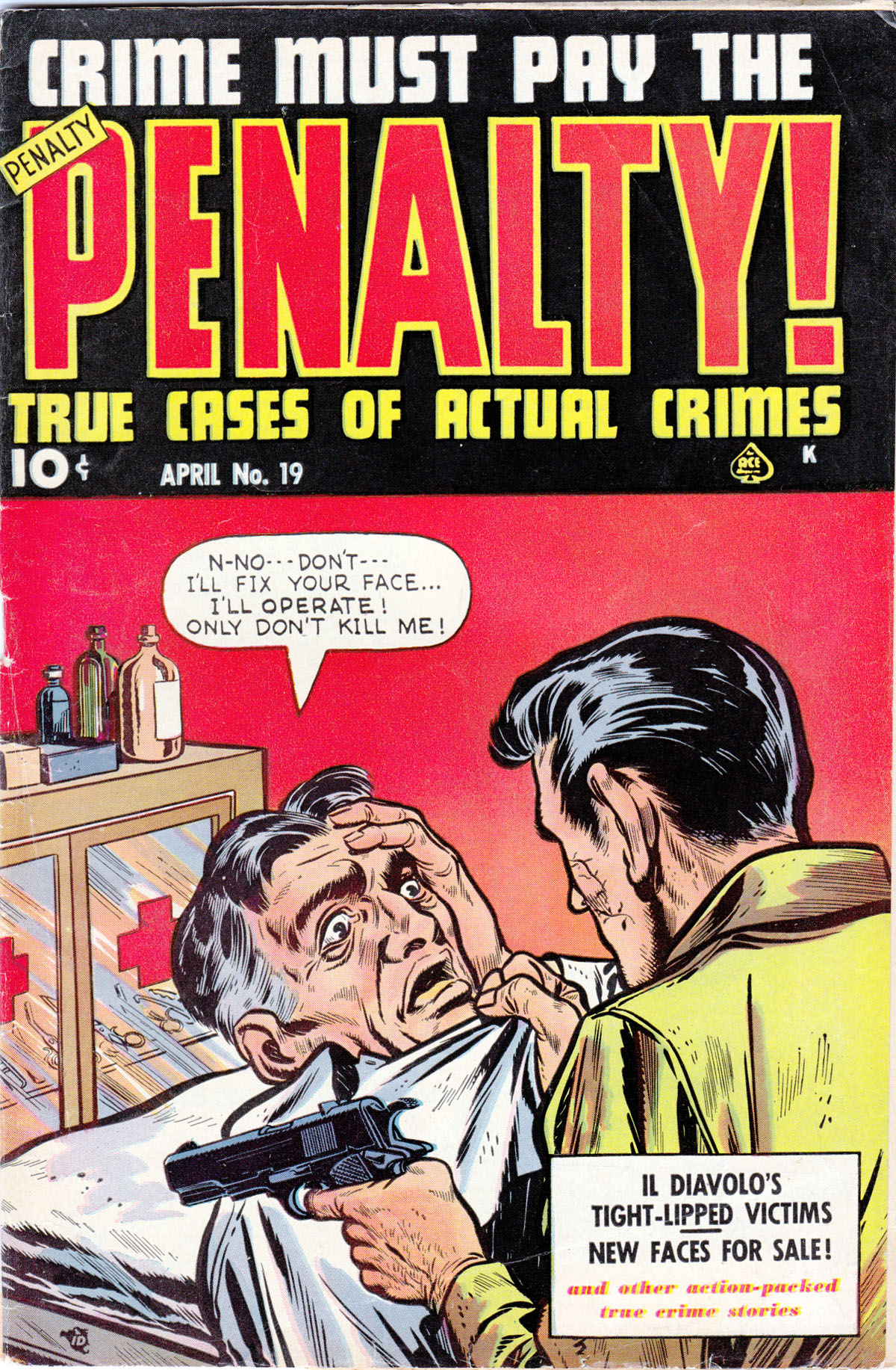 Crime Must Pay the Penalty Vol 2 19