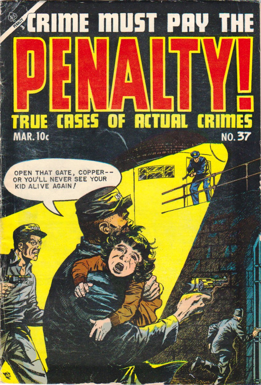 Crime Must Pay the Penalty Vol 2 37