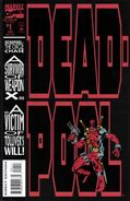 Deadpool The Circle Chase Vol 1 1
