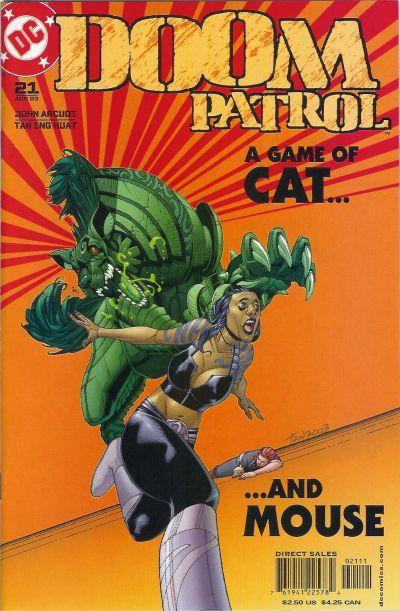 Doom Patrol Vol 3 21