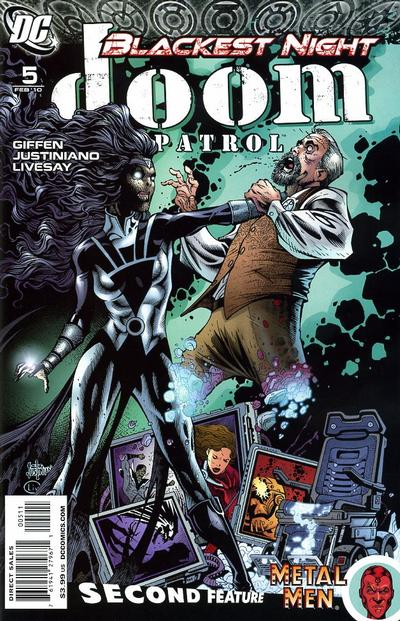 Doom Patrol Vol 5 5