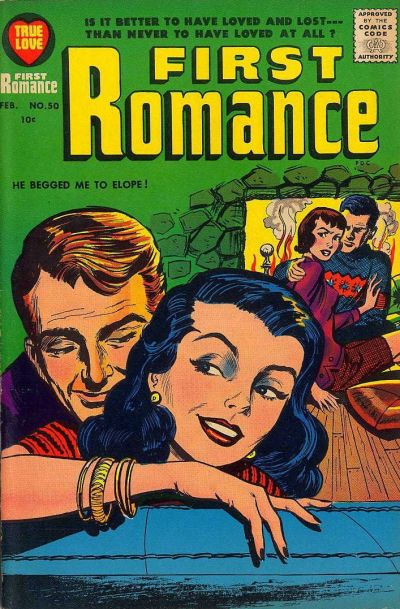 First Romance Magazine Vol 1 50