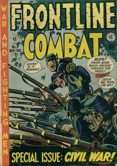 Frontline Combat Vol 1 9
