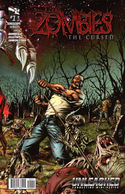 Grimm Fairy Tales Presents Zombies: The Cursed Vol 1 1