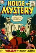 House of Mystery Vol 1 38