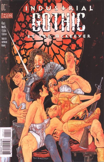Industrial Gothic Vol 1 4
