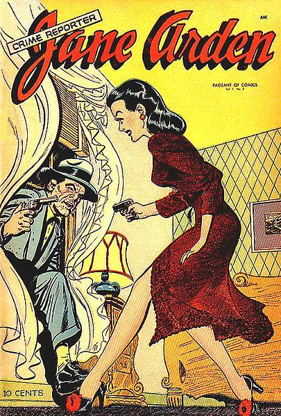 Jane Arden (comics)