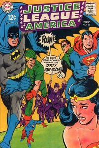 Justice League of America Vol 1 66