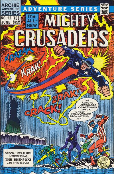 Mighty Crusaders Vol 2 12