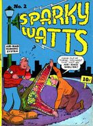 Sparky Watts Vol 1 2