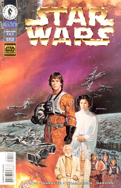 Star Wars: A New Hope - The Special Edition Vol 1 4