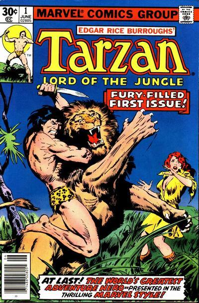 Tarzan Vol 2