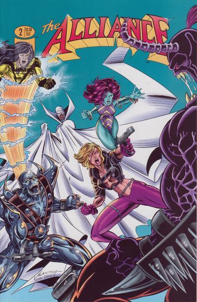The Alliance Vol 1 2