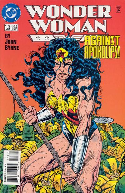 Wonder Woman Vol 2 103