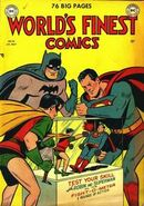 World's Finest Comics Vol 1 45