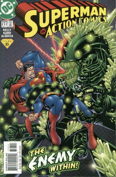 Action Comics Vol 1 777