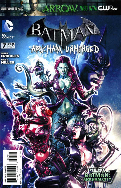 Batman: Arkham Unhinged Vol 1 7