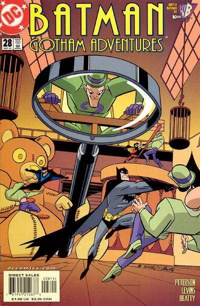 Batman: Gotham Adventures Vol 1 28