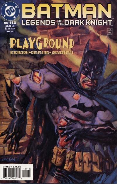 Batman: Legends of the Dark Knight Vol 1 114