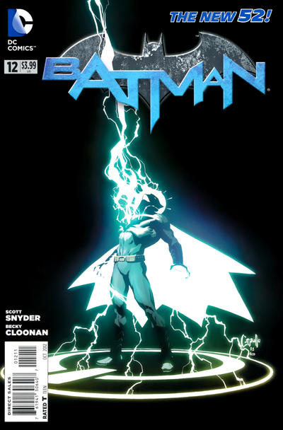 Batman Vol 2 12