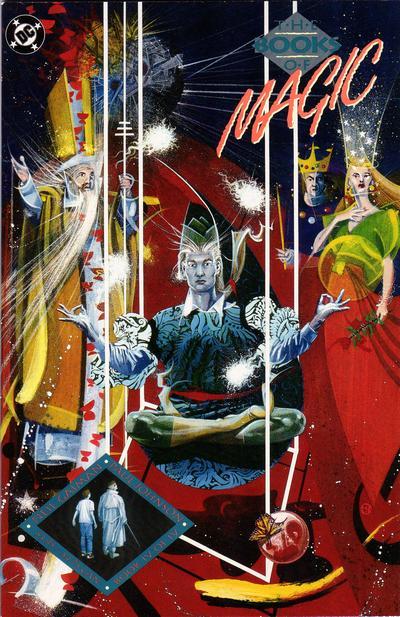 Books of Magic Vol 1 4