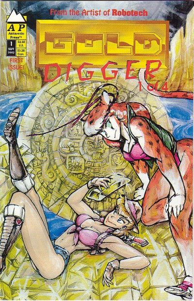 Gold Digger Vol 1