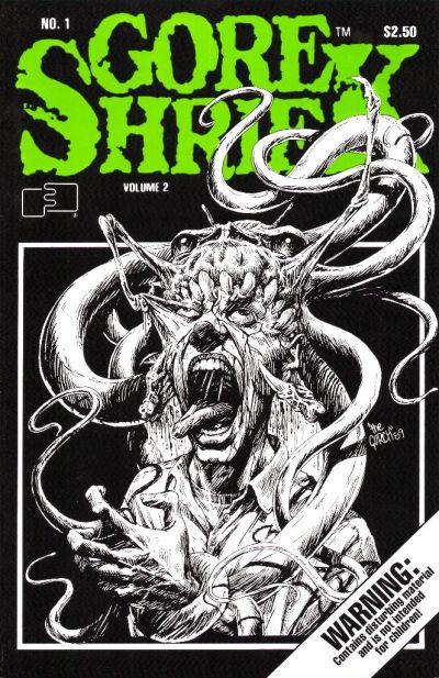Gore Shriek Vol 2 1