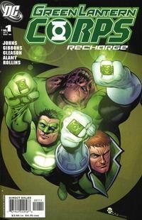 Green Lantern Corps Recharge Vol 1 1.jpg