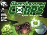 Green Lantern Corps: Recharge Vol 1 1